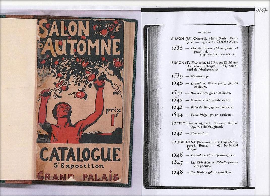 Tfsimon salon d automne for Salon automne