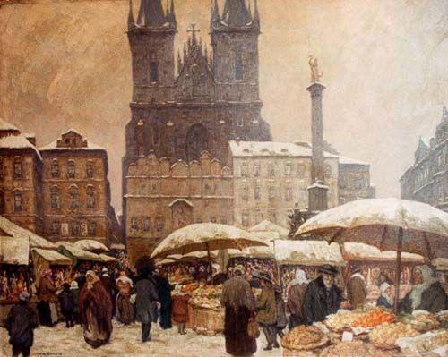 Czech art - Wikipedia |Czech Famous Paintings
