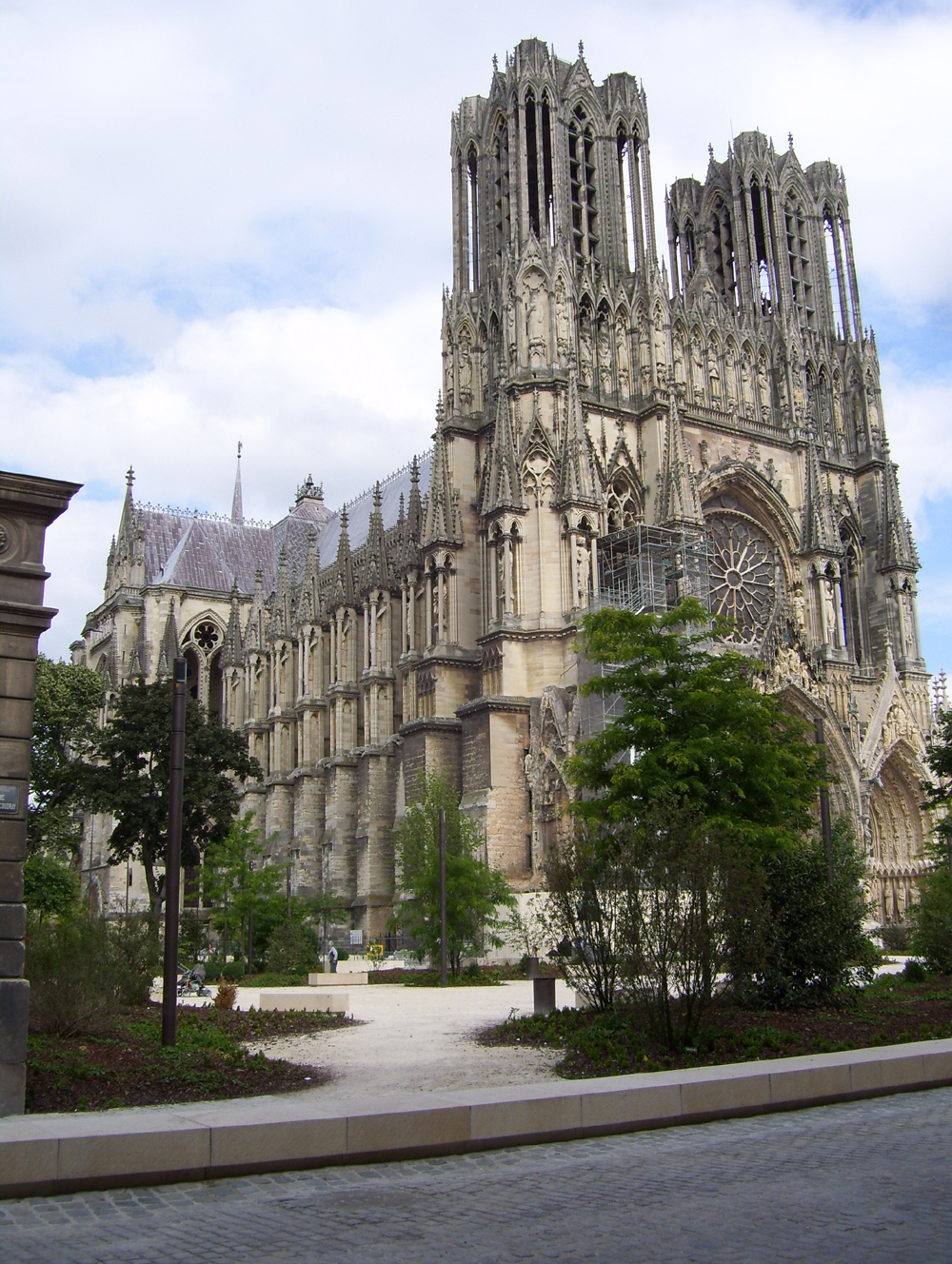 Some impressions of REIMS