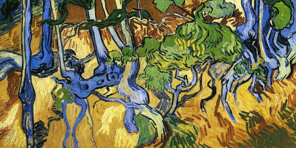 Vincent Van Gogh And Auvers Sur Oise